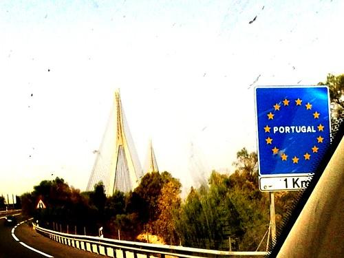 Portugal - frontera