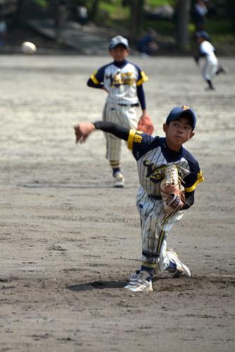 2012夏日大作戰 - 桜島 - 野球試合 (7)