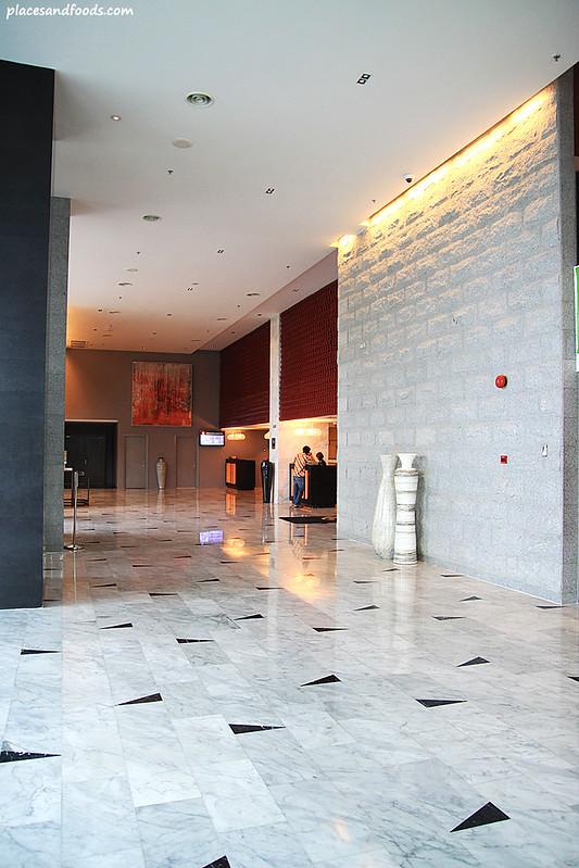 best western premier dua lobby
