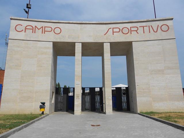 campo sportivo - Tresigallo