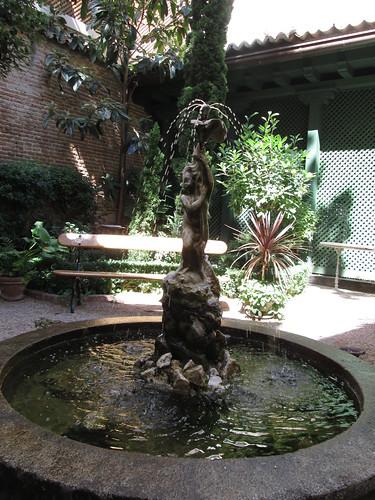 Museo del Romanticismo, Café del Jardín. Madrid