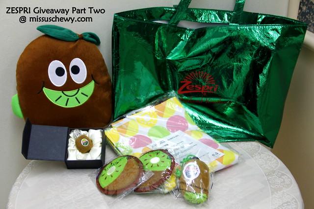 Zespri Giveaway 006