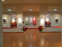 Exposición orfebre de Ofelia Murrieta en Addis Abeba