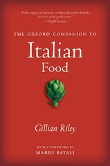 oxford companion to italian food