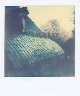 Old greenhouse on PX 680 FF