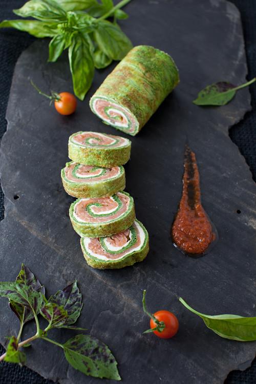 Salmon Roll 1