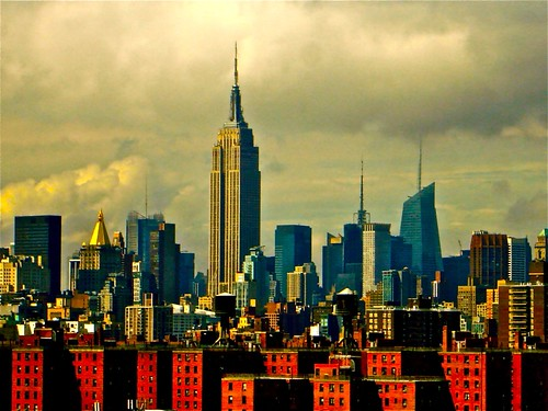 The Empire State by PHOTOFENNISH
