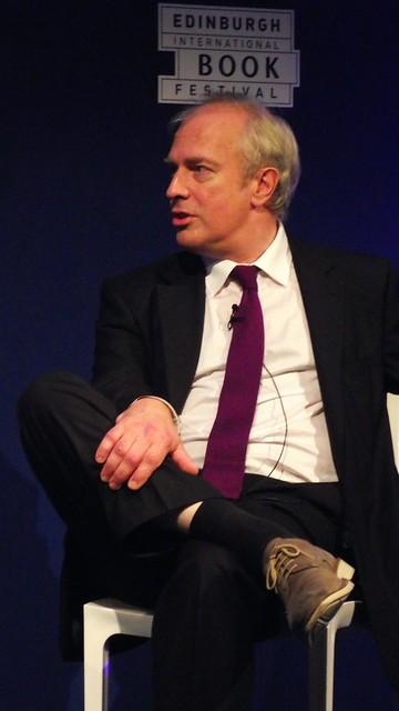 Edinburgh Book Festival 2012 - Martin Rowson 02