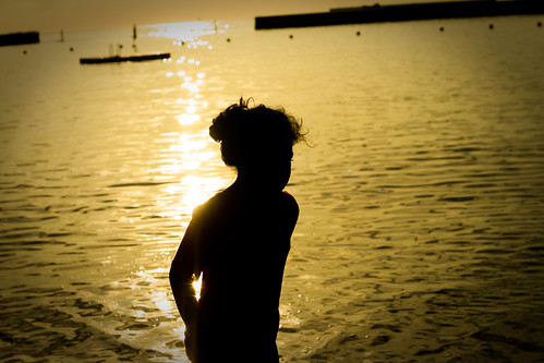 "sunset sea girl ""gettyimagesjapan12q3"""