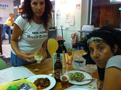 Cena Sabbath en el Hostel