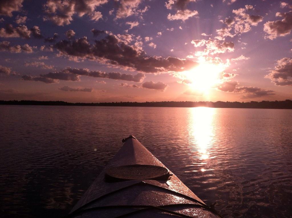 Morning Sunrise - Alexandria, MN