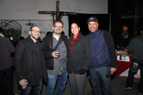 Luis Genara Garcia, Lalo Alcaraz, Pinche Michi by Spanish American Institute (SAI)