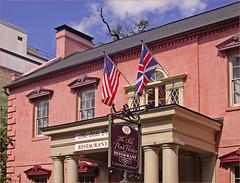 The Olde Pink House Restaurant & Tavern -- Reynolds Square Savannah (GA) 2012