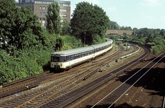 * DB  470  Hamburger S - Bahn  New Scan