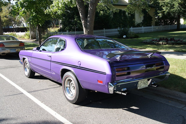 Plymouth Duster Car Parts