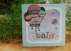 120820 Marina baby Balloon