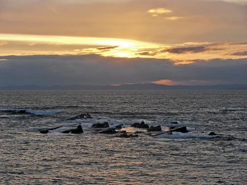 sunset sunrise bayroberts newfoundlandandlabrador