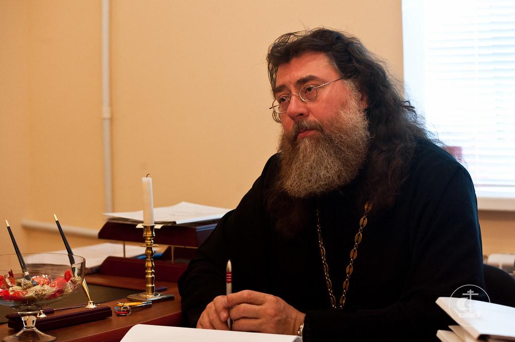 Духовник Санкт-Петербургской православной духовной академии
