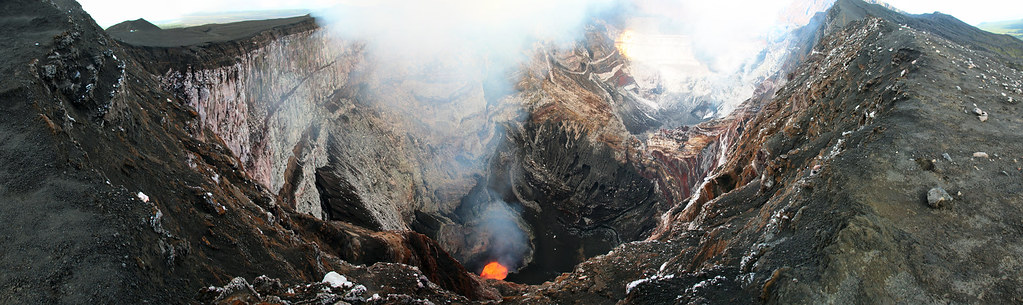 Mbwelesu Crater Overview