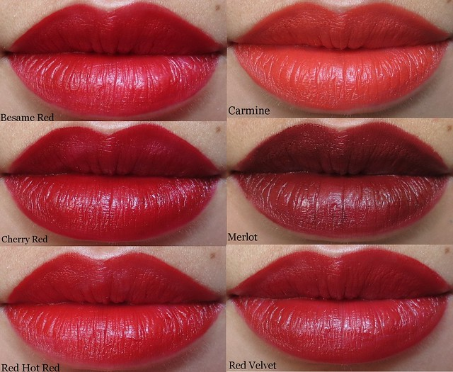 Brown Based Red Lipstick gallery