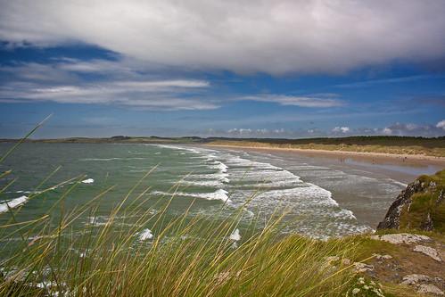 Malltraeth Bay