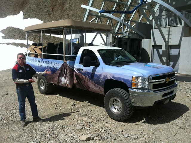 Lone Peak Expedition Truck
