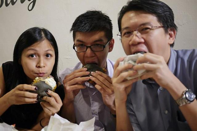 myburgerlab seapark PJ -  makan burgers