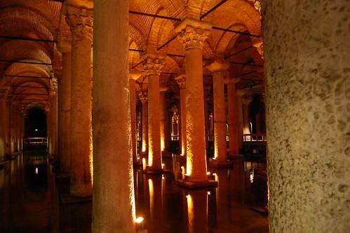 Underground Cistern