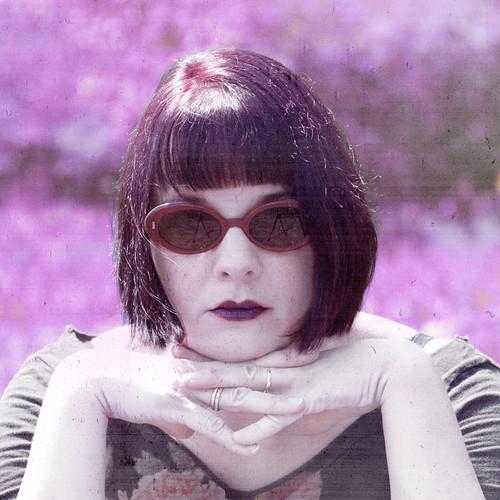 Purple Crush by The Shutterbug Eye™