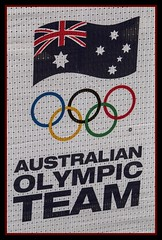 Australian Olympic Team Member