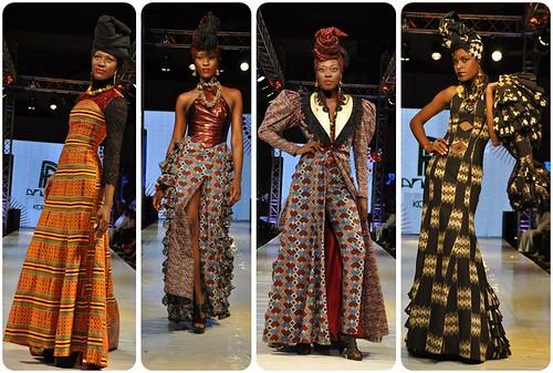 Kofi Ansah at Tigo Glitz Africa Fashion Week