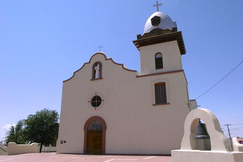 Mission Trail - Mission Ysleta del Sur