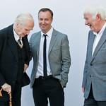 Seamus Heaney, Karl Miller & Andrew O'Hagan |