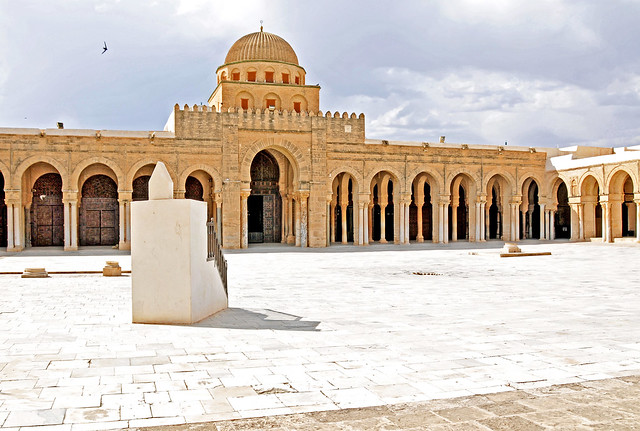 Tunisia-4538 - Courtyard