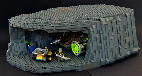 Lego -Rock Raiders Dio-
