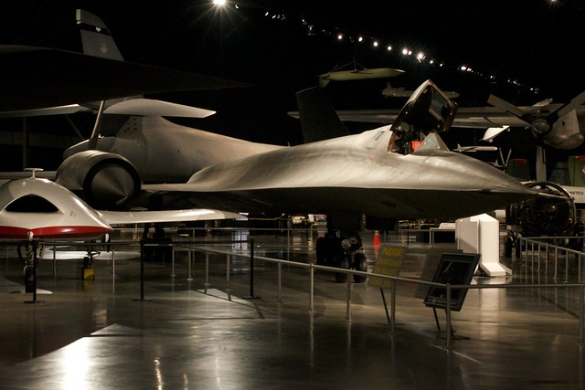 National Museum of the United States Air Force by CC user bontempscharly on Flickr