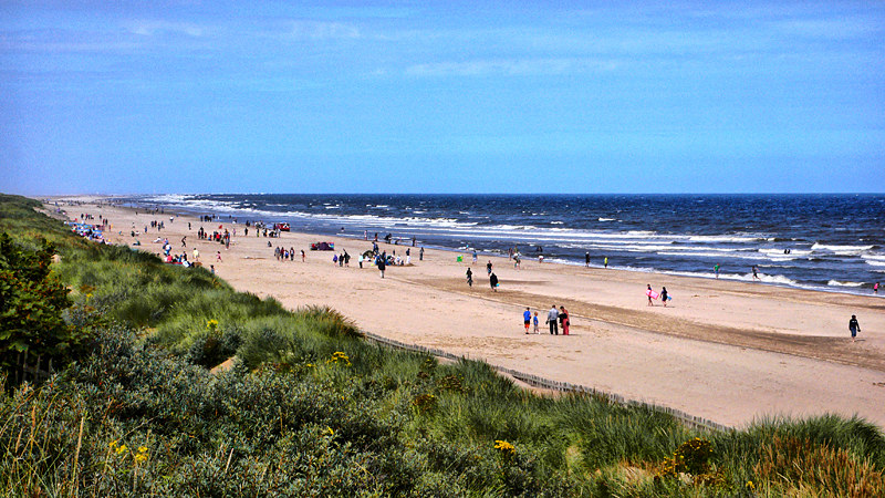 North Mablethorpe Beach
