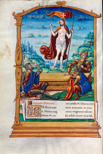 003-Evangeliario de París para uso de Carlos Duque de Angulema-1500-1600-Copyright Biblioteca Digital Hispánica