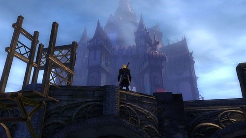Guild Wars 2 - How To Capture A Point in World Vs. World