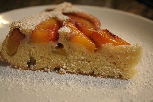 20 Minute Stone Fruit & Brown Butter Cake