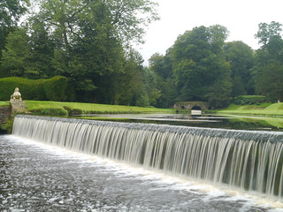 Studley Royal Waterfall