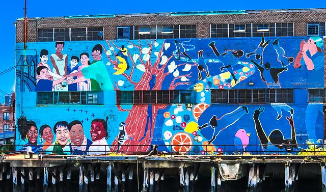 Red Hook mural @ Dr Pepper Snapple Group
