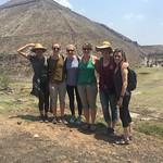 Piramide del Sol-small group