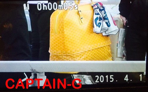 Big Bang - Incheon Airport - 01apr2015 - G-Dragon - Captain G - 02