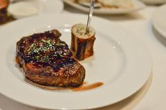 Steakhouse 55 - New York Strip