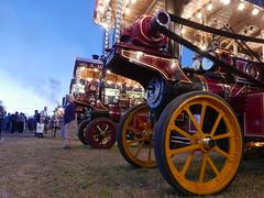 Great Dorset Steam Fair 2016