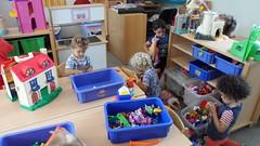 K1C: de eerste schooldagen!