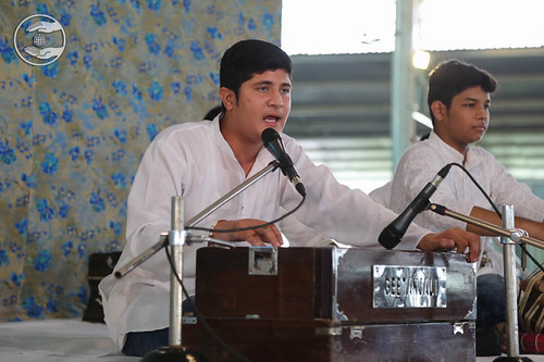 Devotional song by Ritik from Palwal, Haryana