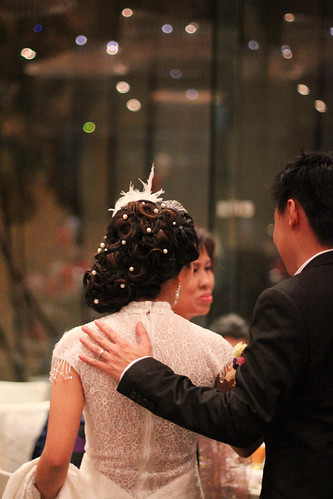 Sandy ~ Wedding Night