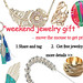 Weekend Free jewelry gift ! by Paris_Ge